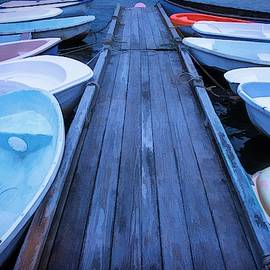 Pamet Dinghies by Karen Regan