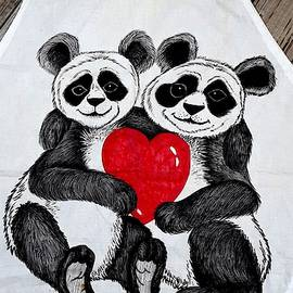 Panda Love You and I by Robert Slee