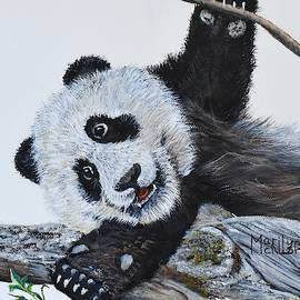 Panda Play by Marilyn McNish
