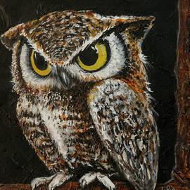 Papa Owl by Doug LaRue
