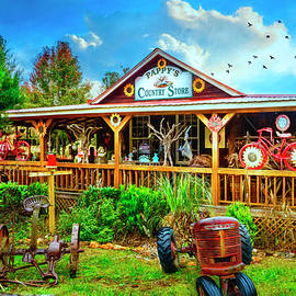 Pappy's Country Store by Debra and Dave Vanderlaan