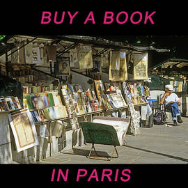 Paris Bookseller by Frank DiMarco