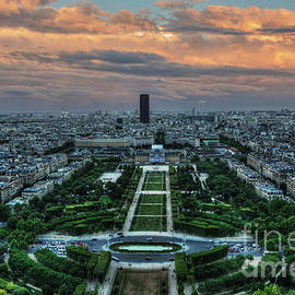 Paris by Camelia C