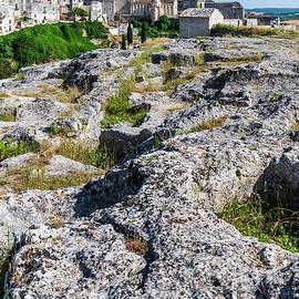 Path. Gravina in Puglia. Italy by Nicola Simeoni