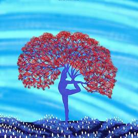 Patriot Tree by Chante Moody