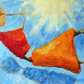 Paul Klee painting Summer by Alfons Niex