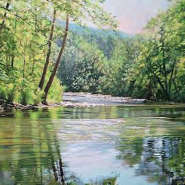 Peace Like A River by Bonnie Mason