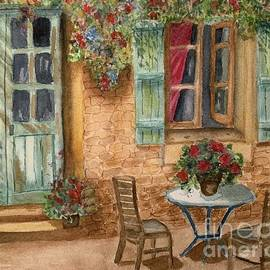 Peaceful Day by Sue Carmony
