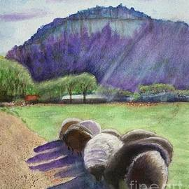 Peaceful Pasture by Sue Carmony