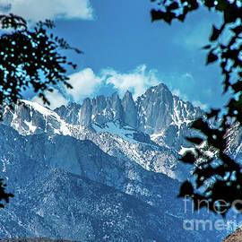 Peaks of Mount Whitney by Stephen Whalen