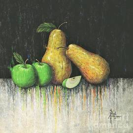 Paul Henderson - Pears and Apples