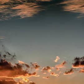 Pedernal Sunset by Britt Runyon
