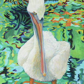 Pelican RALPH by Sharon Nelson-Bianco
