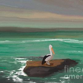 Julie Grimshaw - Pelican Rock