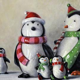 Penguin Pals Forever by Rick Hansen