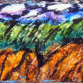 Autumn  Memories by Joan Reese