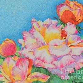 Peonies by Sharon Patterson