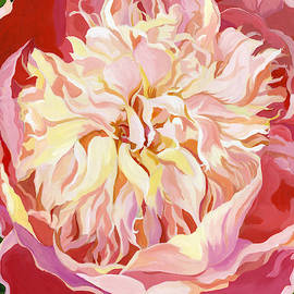 Peony In Pink by Alfred Ng