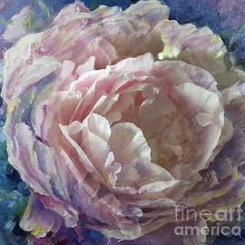 Peony -transparent Petals by Ryn Shell