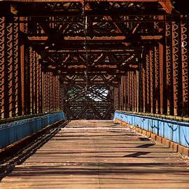 Perspective - Chain of Rocks Bridge - Old Route 66 by Matt Richardson