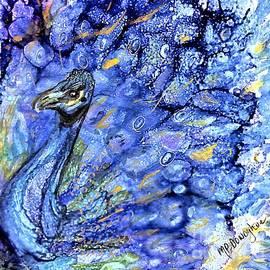 Pesky Peacock  by Patty Donoghue
