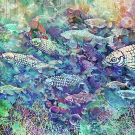 Petit  Aquarium  by Grace Iradian