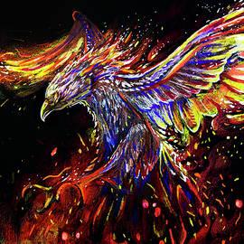 Phoenix by Aaron Spong