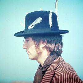 Photo Of John Lennon by David Redfern
