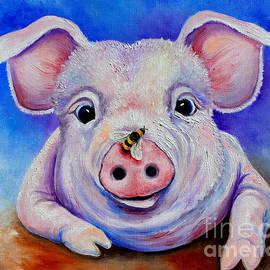 Pig in a pickel by Pechez Sepehri
