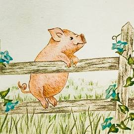 Pig by Jan Law