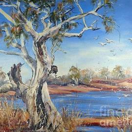 Pilbara, Western Australia by Ryn Shell