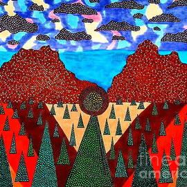 Pine Peaks Recreational Area. by Neal Alicakos
