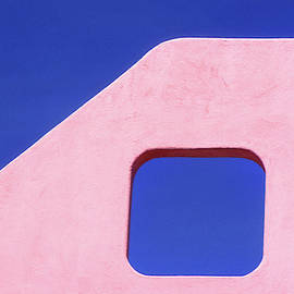 Pink and Blue by Jerry Griffin