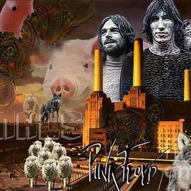 Pink Floyd Animals by Sergio Dino-Guida