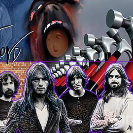 Pink Floyd The Wall by Sergio Dino-Guida