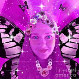 Pink Promises by Diamante Lavendar