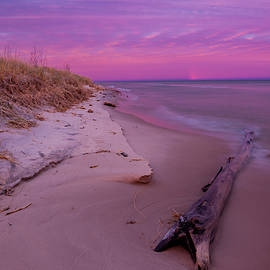 Pink Sky in the Morning by Kevin Kludy