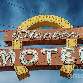 Pioneer Motel by Tony Baca