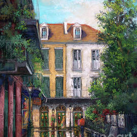 Pirate's Alley at Rue Royal  by Dianne Parks