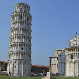 Pisa Tower, Cathedral, Square of Miracles by Aicy Karbstein
