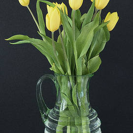 Pitcherful of Tulips by Ann Horn