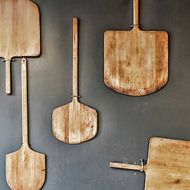 Pizza Paddles by Sharon Popek