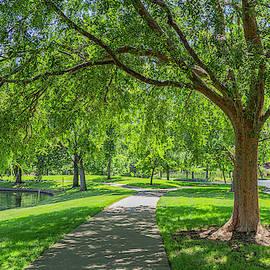 Pleasant Park by Jonathan Hansen