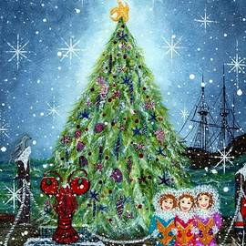 Janine Riley - Plymouth Christmas Carolers
