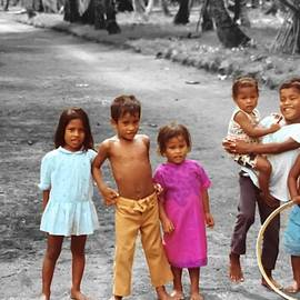 Pohnpei Kids by Christina Ford