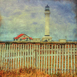 Point Arena Light 4 by Mike Penney
