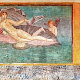 Pompeii Art Panorama #2 by Dimitris Sivyllis