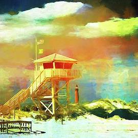 Ponce Inlet Textures by Alice Gipson