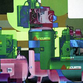 Pop Art Machines by Robert Margetts