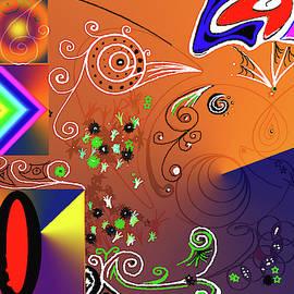 Pop art... memories  -  3445  by Panos Pliassas